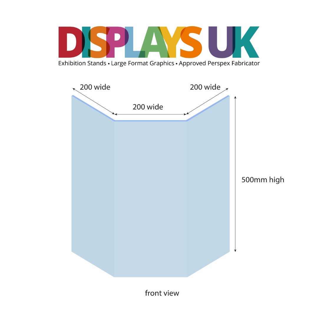 Perspex Security - Laboratory Safety Screen