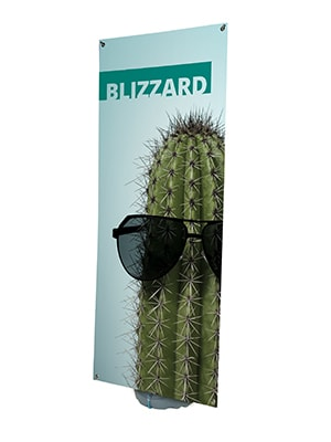 Blizzard Outdoor Banner Stand £64