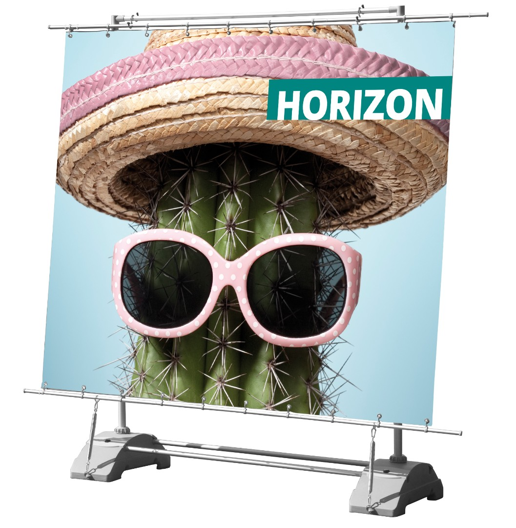 Horizon Outdoor Banner Stand £195