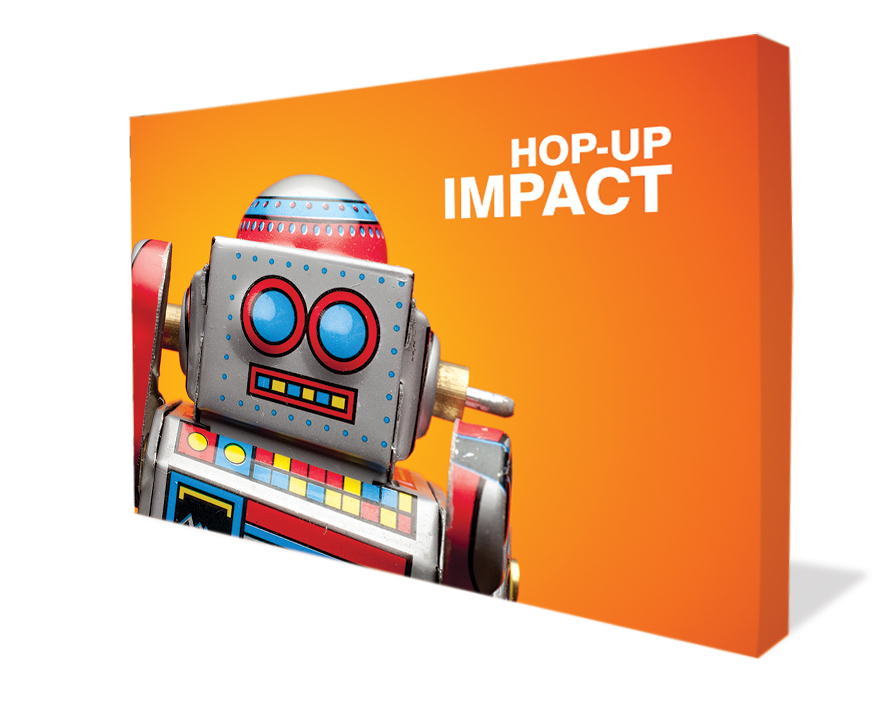 Hop Up Fabric Display & Exhibition Stand