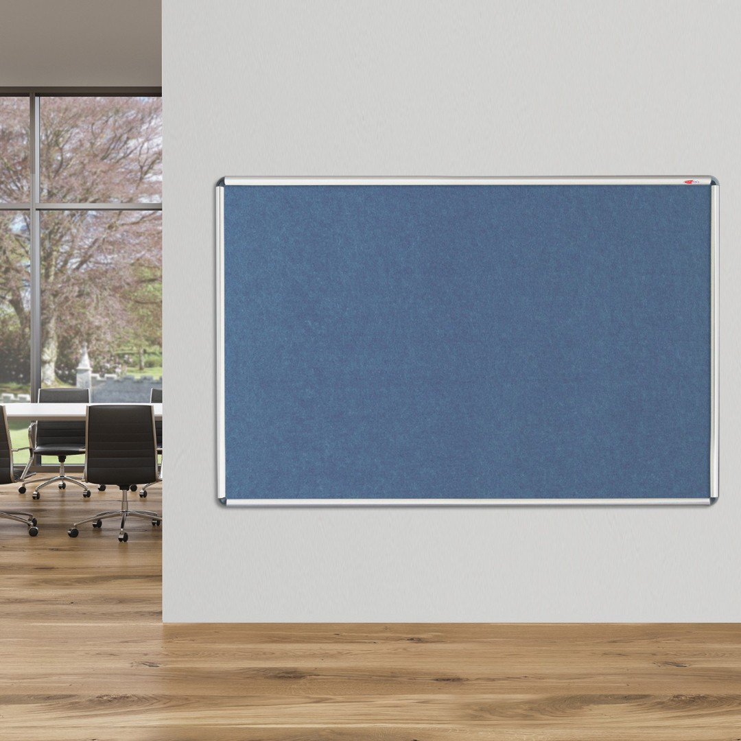 Shield Design Resist-a-Flame Eco-Colour® Class 0 Noticeboards