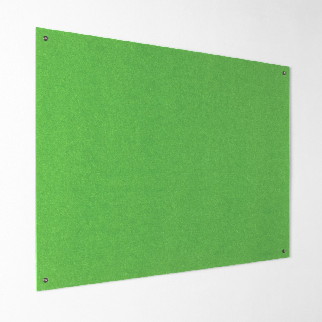 Eco-Colour® Frameless Resist-a-Flame Class 0 Notice Boards