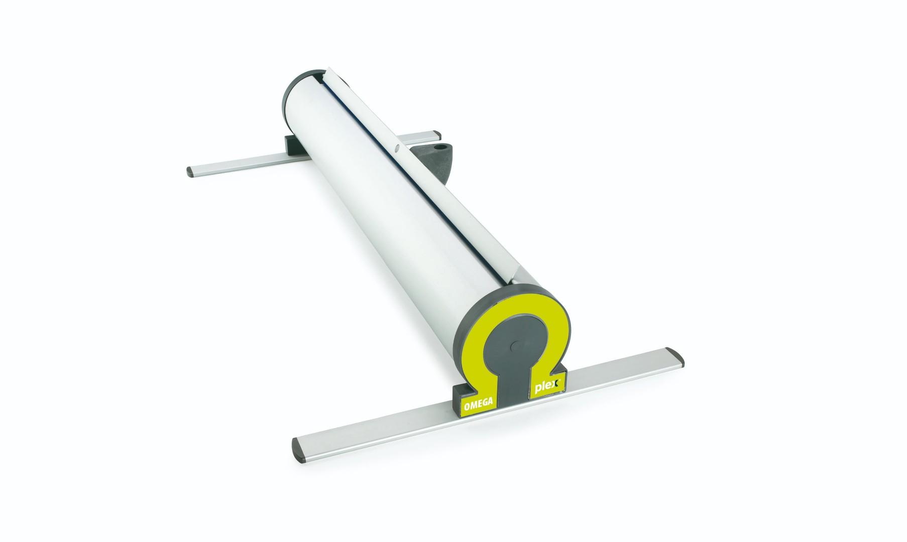 Omega Fabric Roller Banner - £99