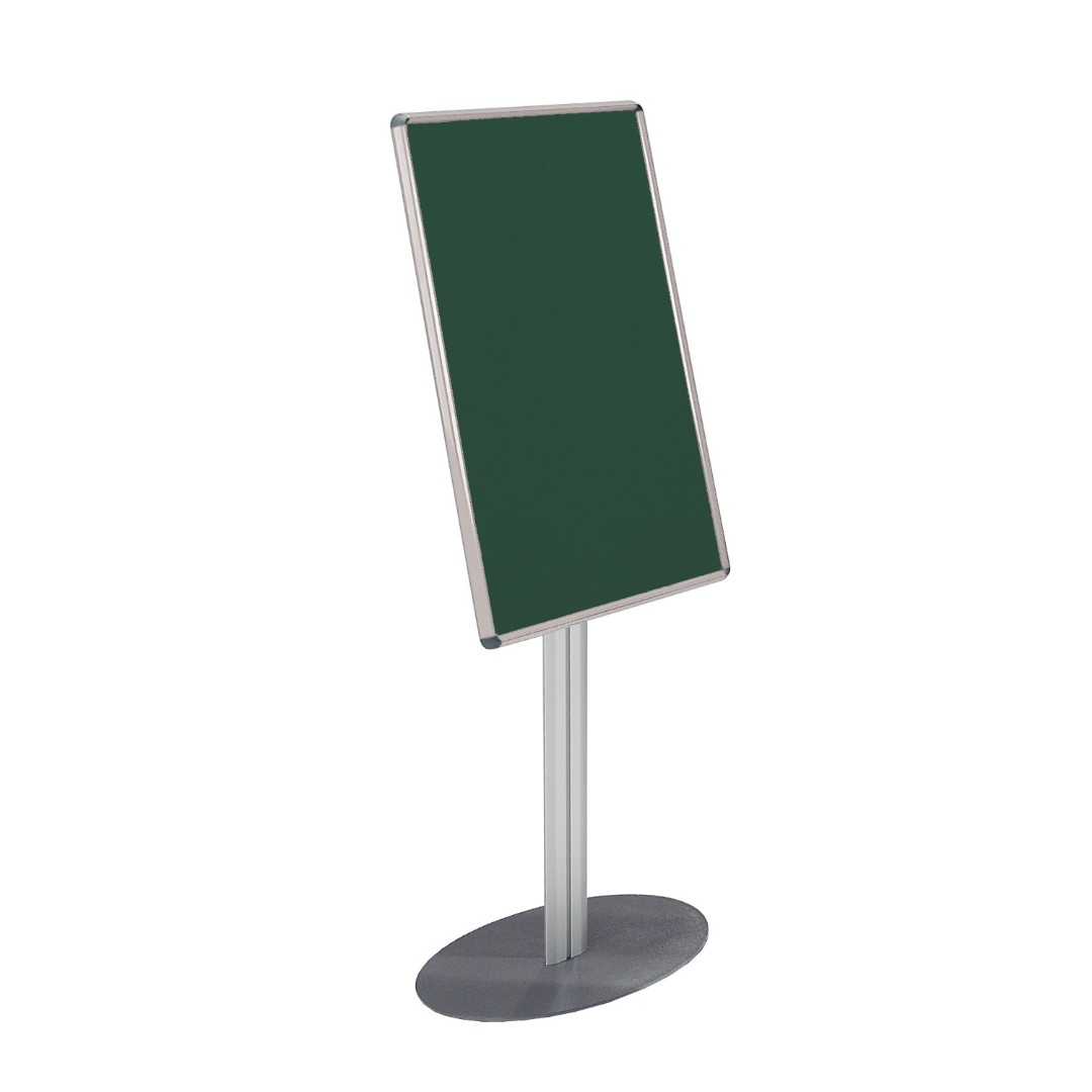 Shield Design Foyer Noticeboards - Freestanding
