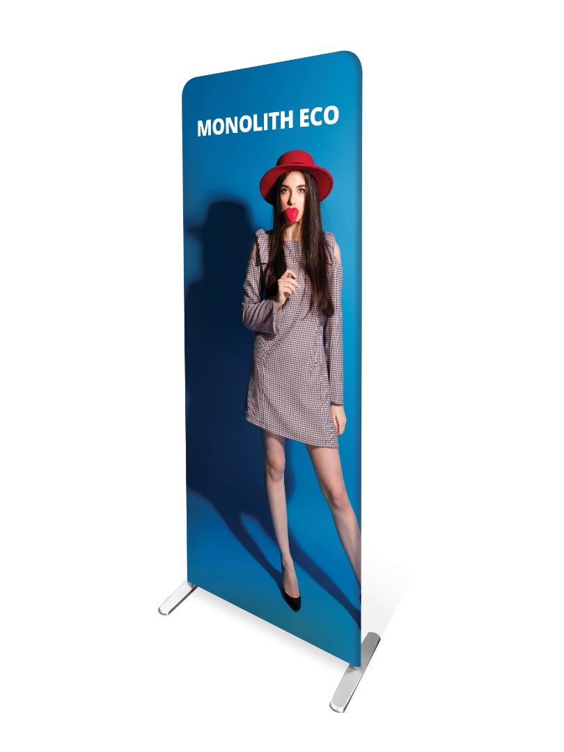 Formulate Monolith Eco Fabric Exhibition Display Stand