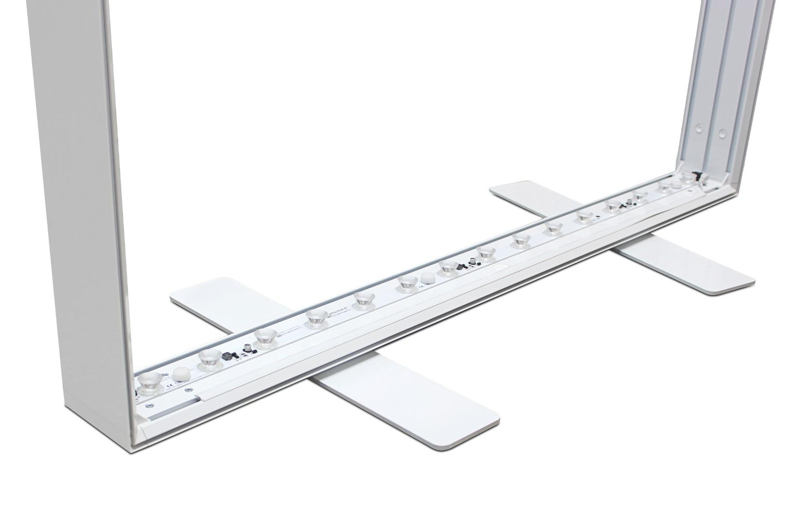 illumiGo LED Lightbox Freestanding