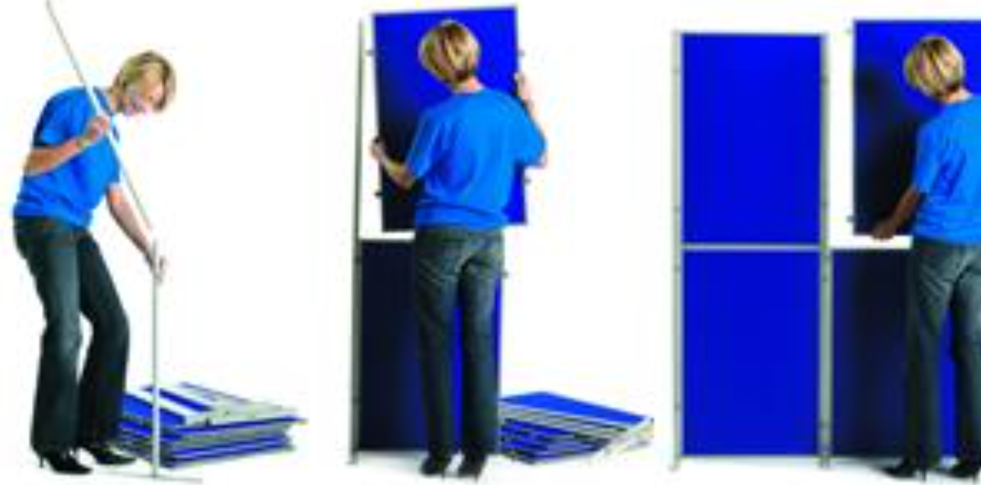 Display Boards for Hire PPH54