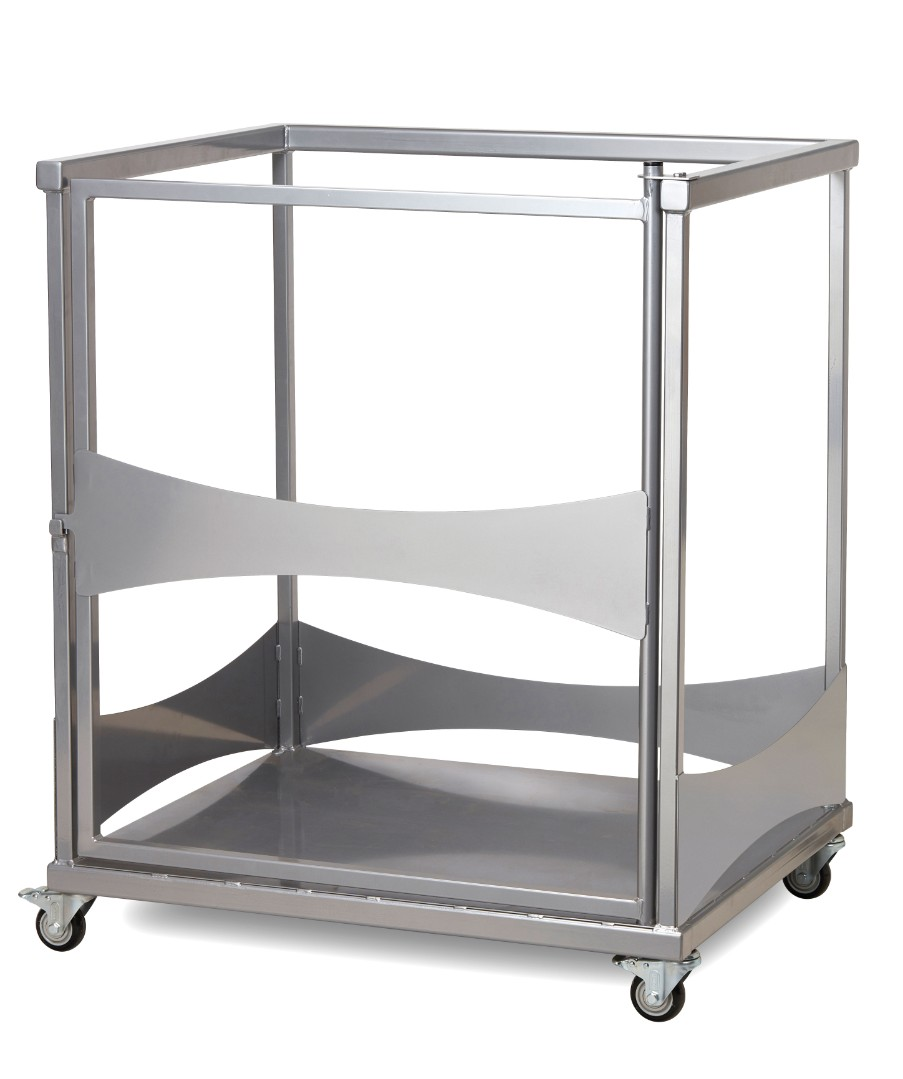 Fast Fold Table, Bench & Storage Trolley Set