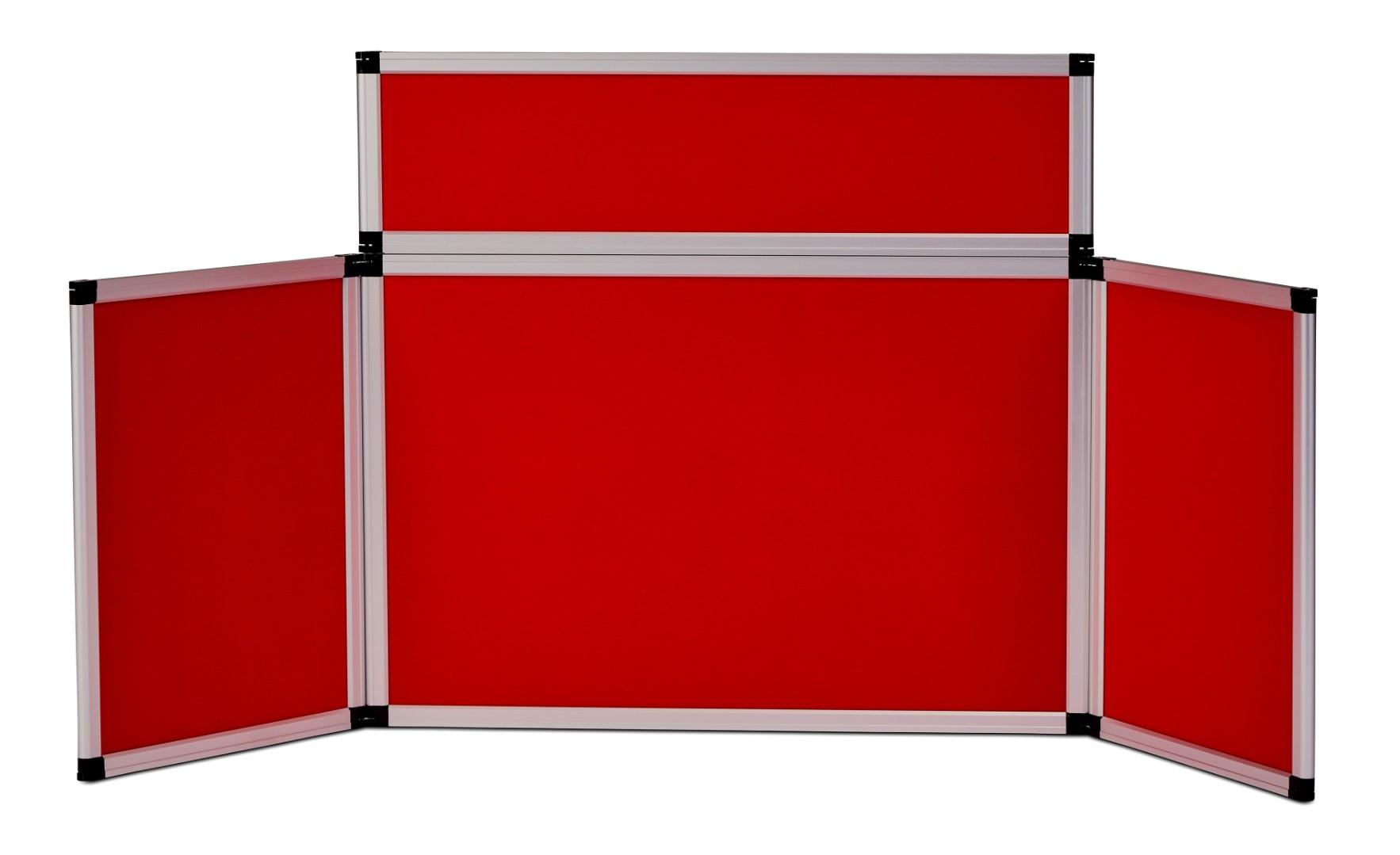Heavy Duty Fold-Up Display Screen - Junior Kit