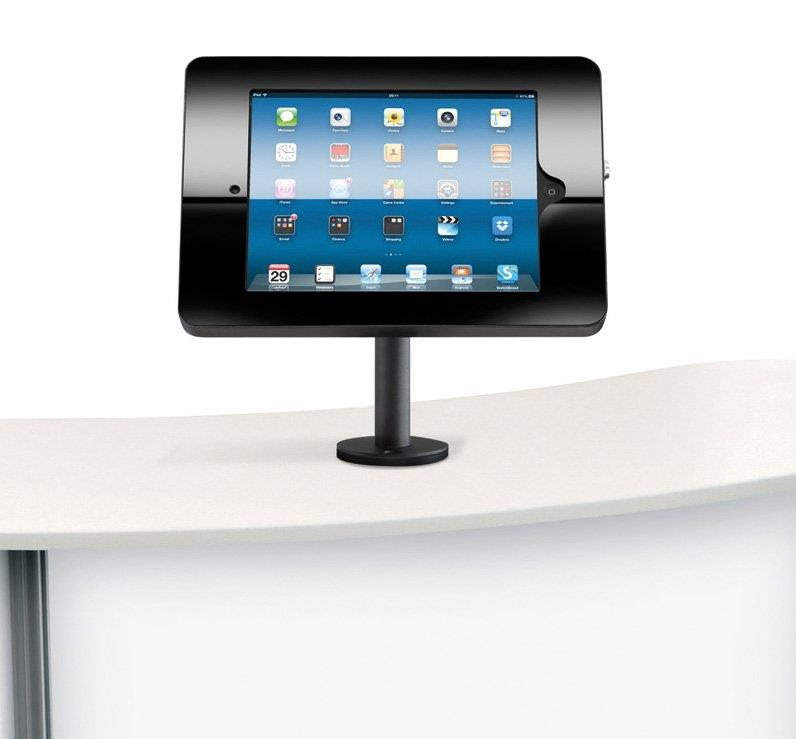 Exhibition iPad Counter Mounting Kit