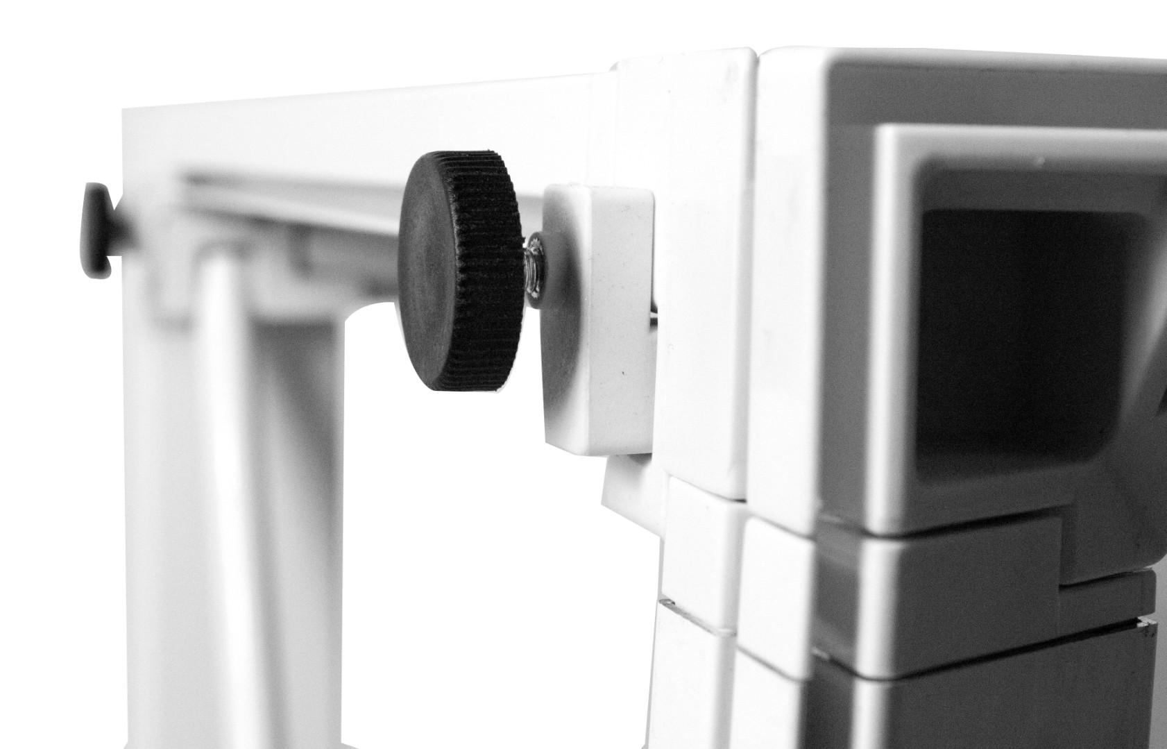 Embrace+ Premium Backlit Fabric Display Stand - 4x2