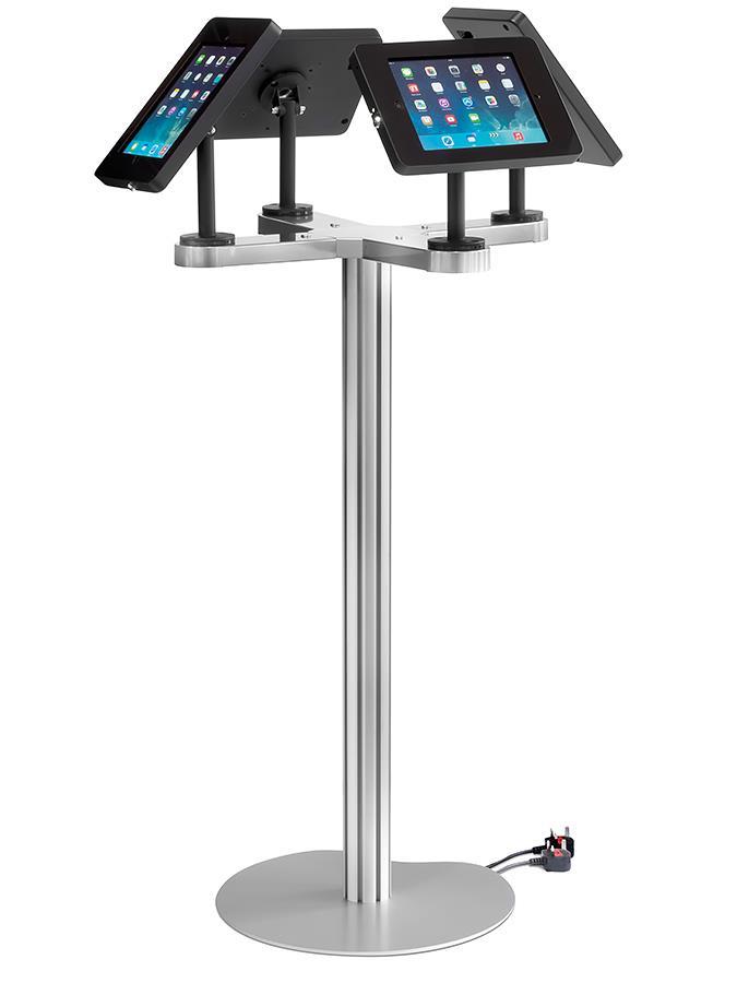 iPad Quad Display Stand