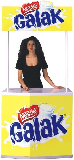 Action Promotor Demonstration Counter