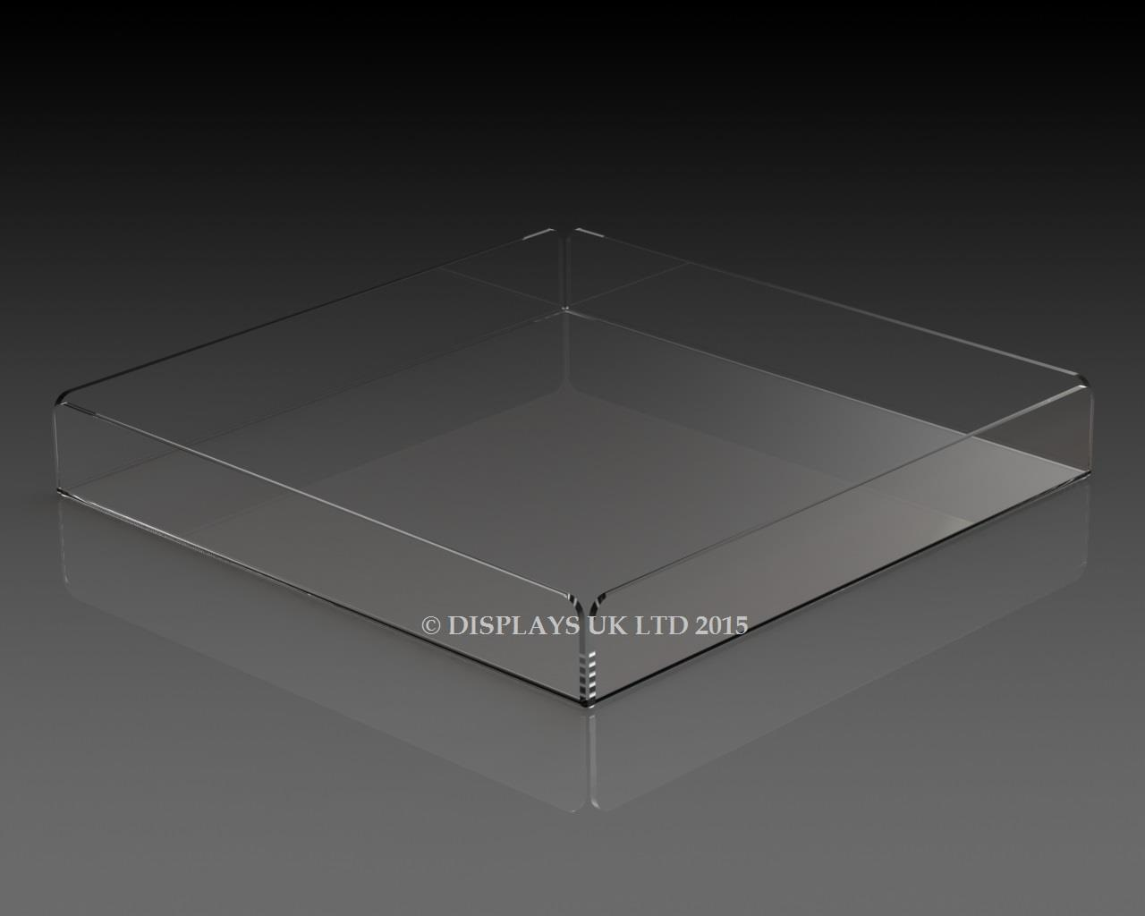 Perspex Acrylic Tray Container