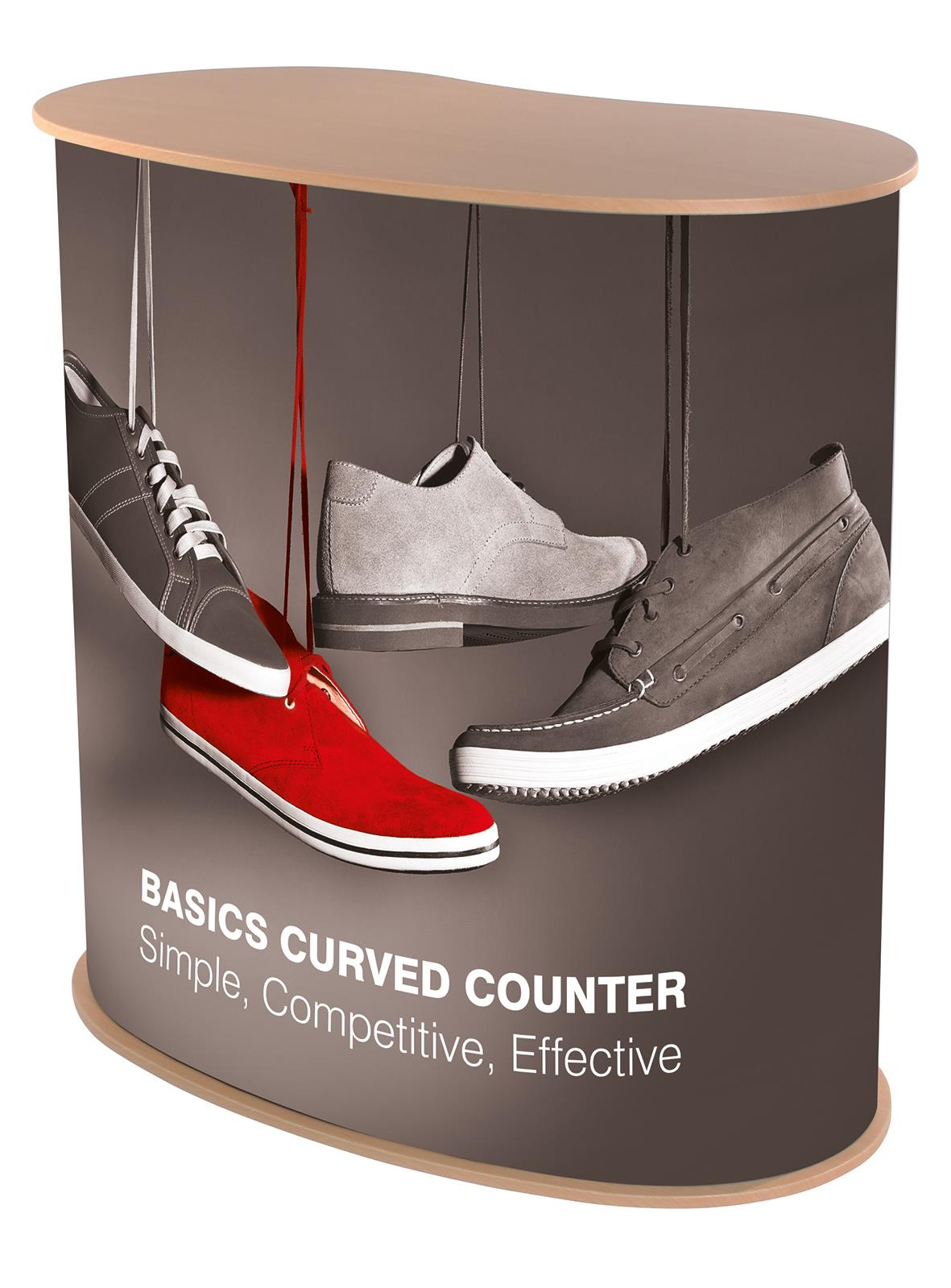 Exhibition Counter Hire From £19.99