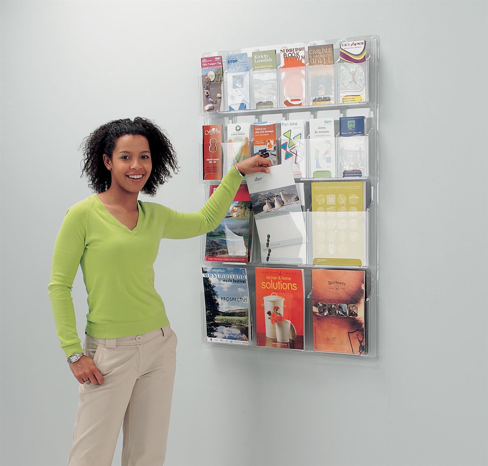 All Clear Literature Dispensers - Metroplan