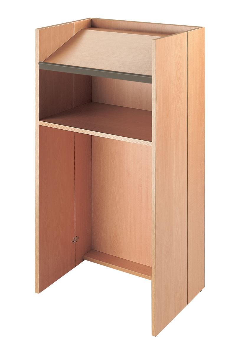 Floorstanding Folding Lectern