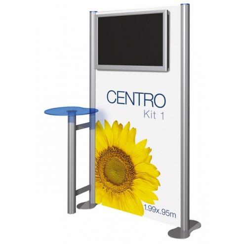 Centro Multimedia Display Kit 1