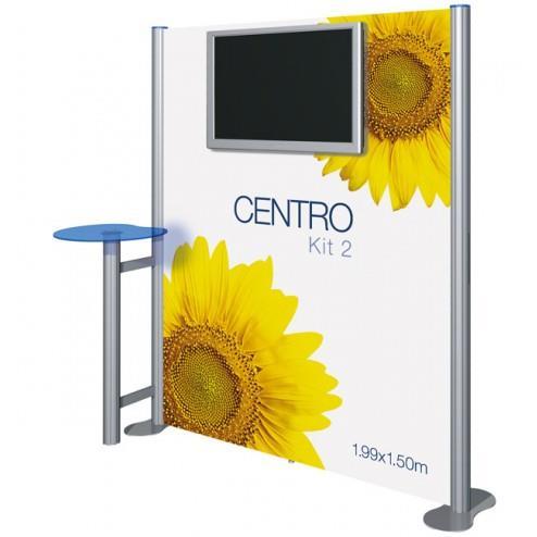 Centro Multimedia Display Kit 2
