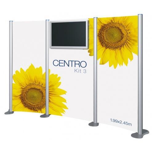 Centro Multimedia Display Kit 3