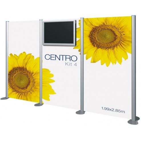 Centro Multimedia Display Kit 4