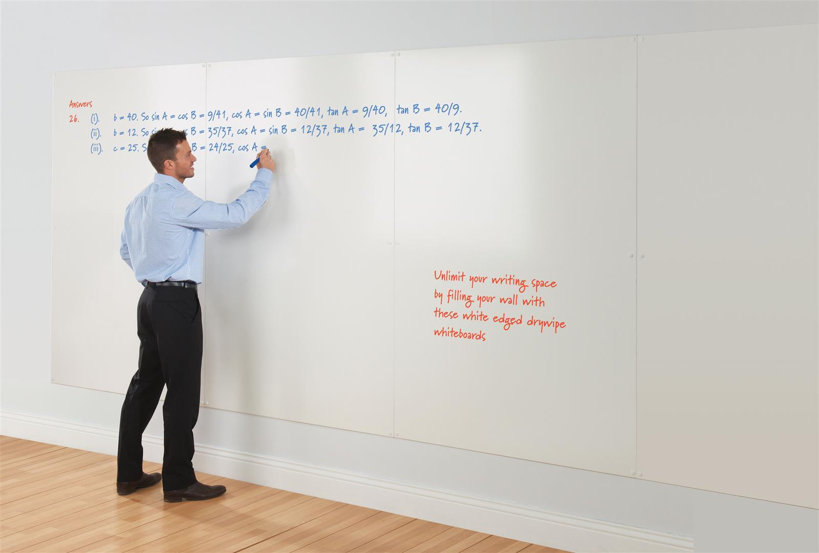 WriteOn Whiteboard Wall