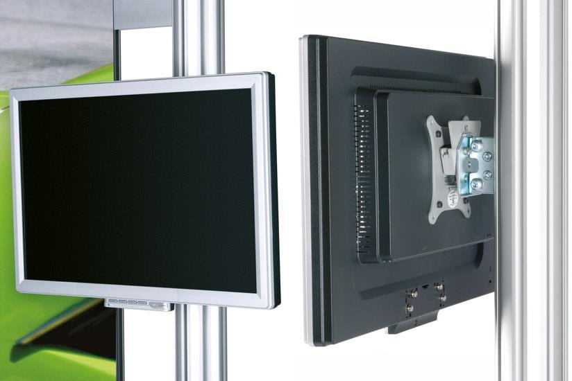 Centro Display Small Screen Mounting Kit