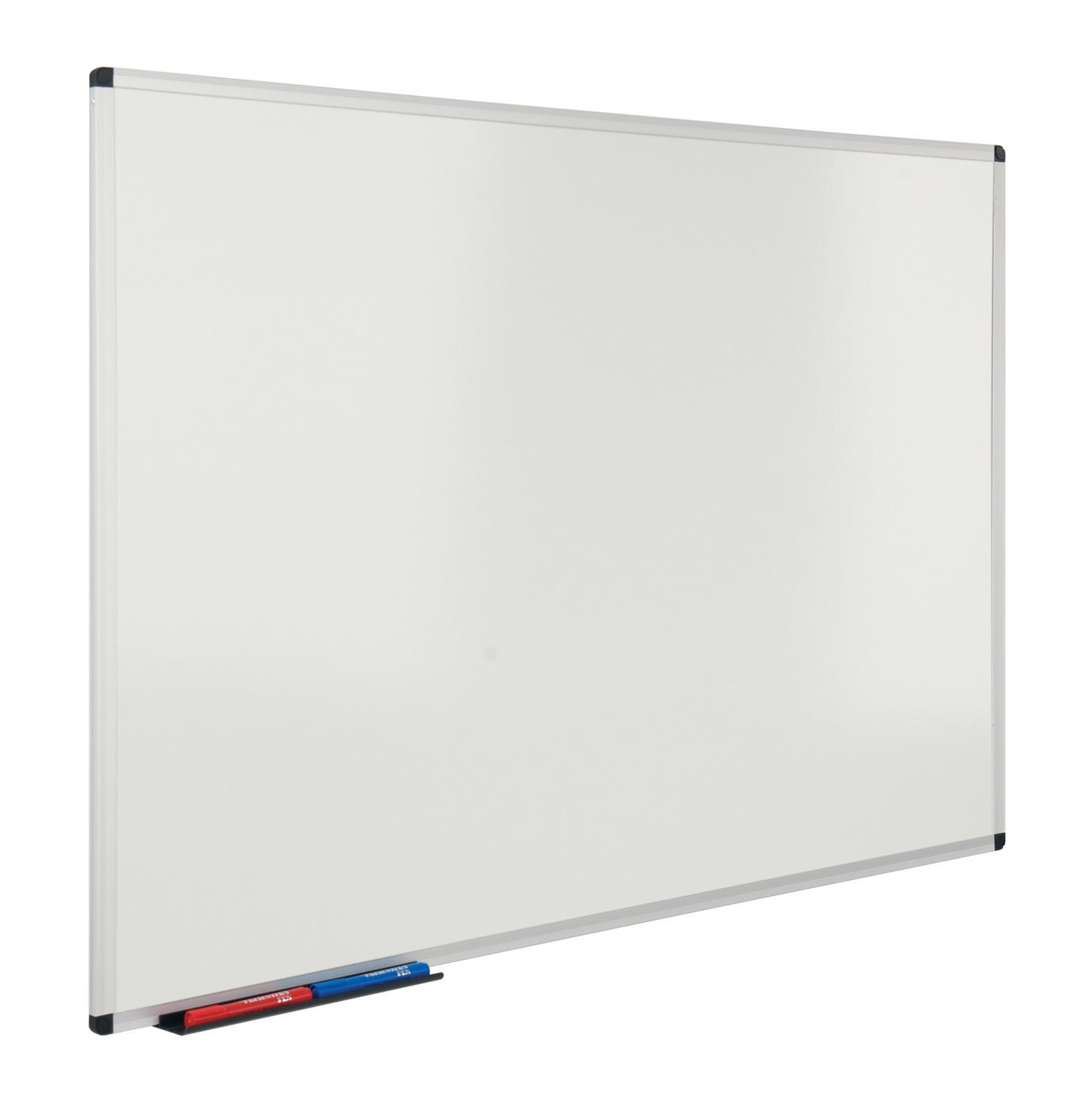 WriteOn Magnetic Whiteboard - Aluminium Framed