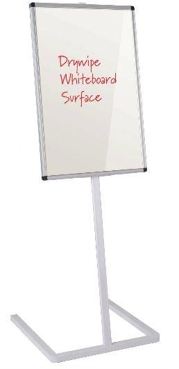 WriteOn Drywipe Foyer Whiteboards - Freestanding