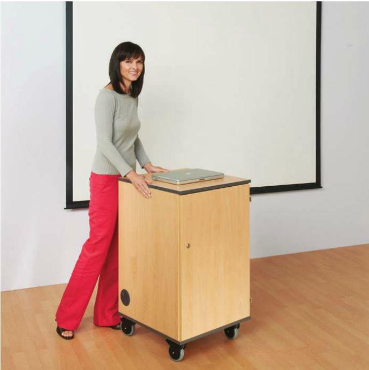 Metroplan MM80 Multi-Media Projector Cabinets