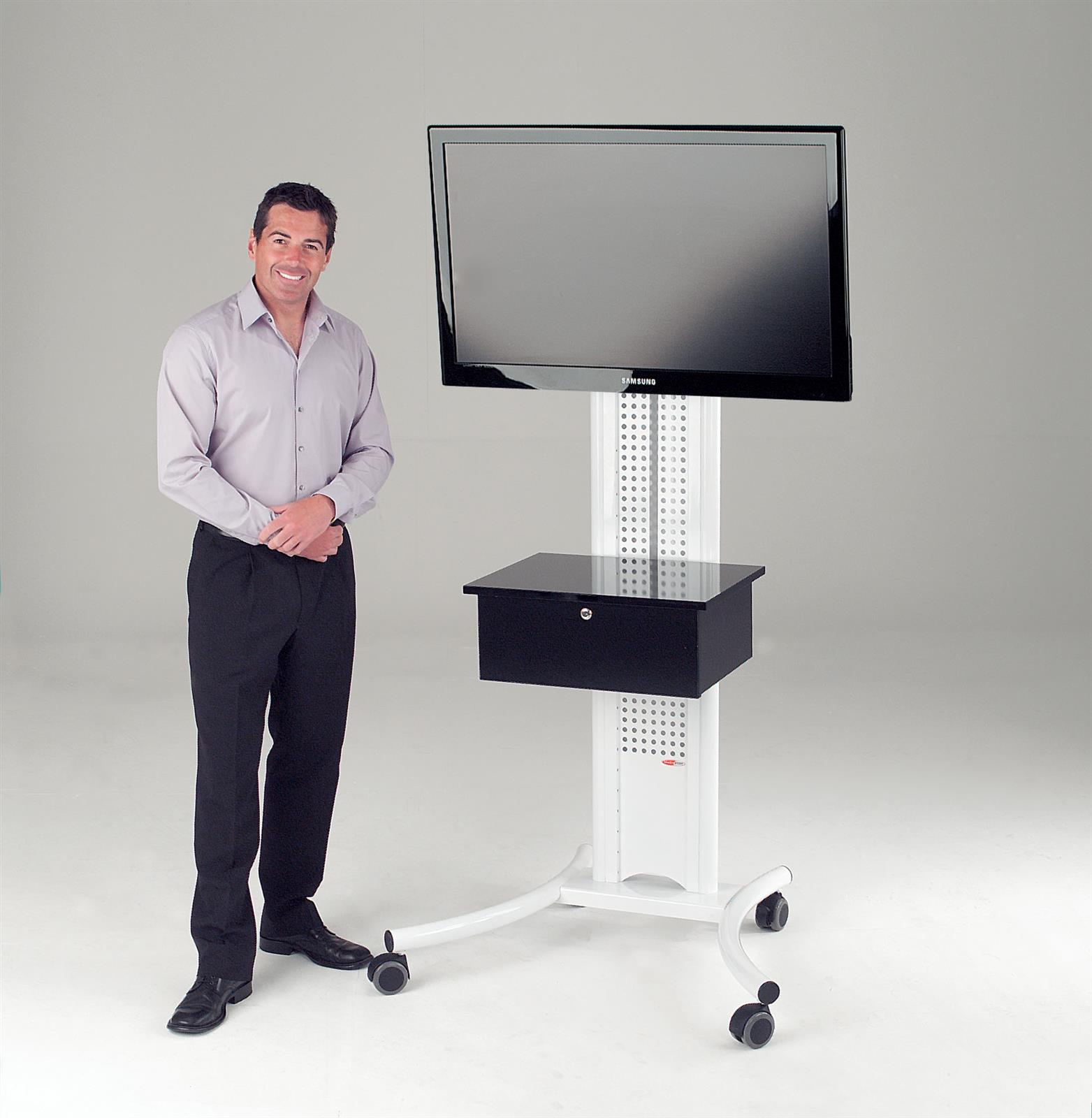 Metroplan Secure Mobile TV Stands
