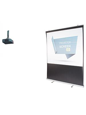 Ultima Portable Projector Screen