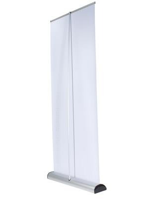 Merlin Replaceable Cassette Banner Stand