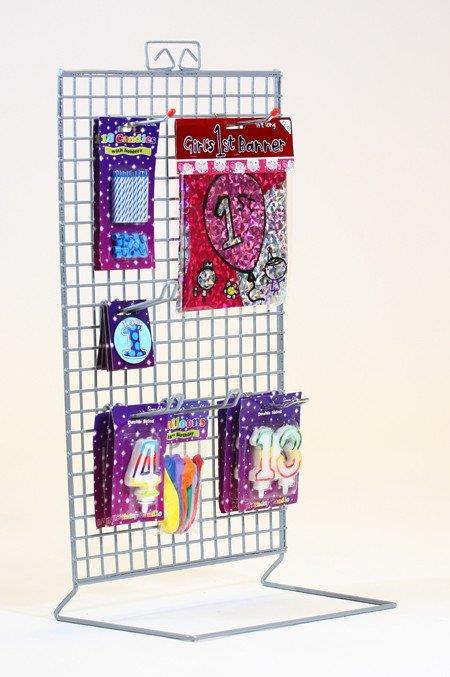 Mesh Counter Display Multi-Product