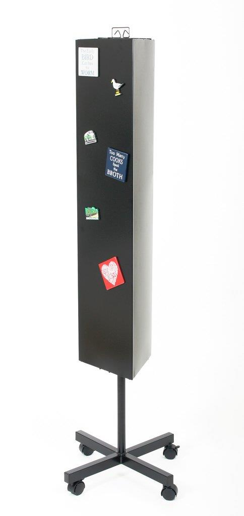 Revolving Magnet Floor Stand
