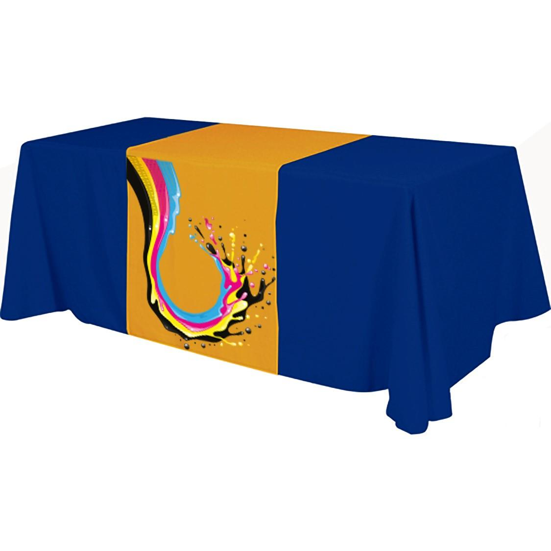 Full Print Branded Table Runner