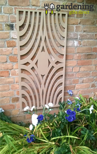 Aztec Decorative Garden Wall Panel