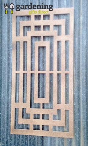 Box Maze Decorative Garden Wall Panel