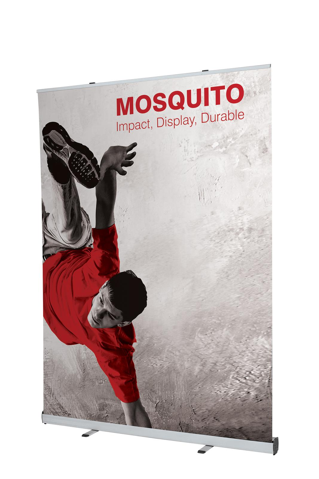 Mosquito Extra Wide Pull Up Banner