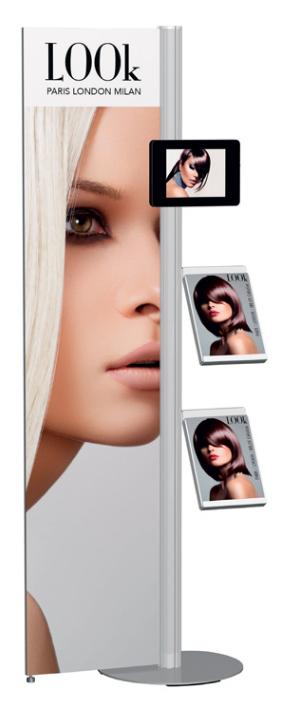iPad Display - Retail Combination 1 - Eurostand