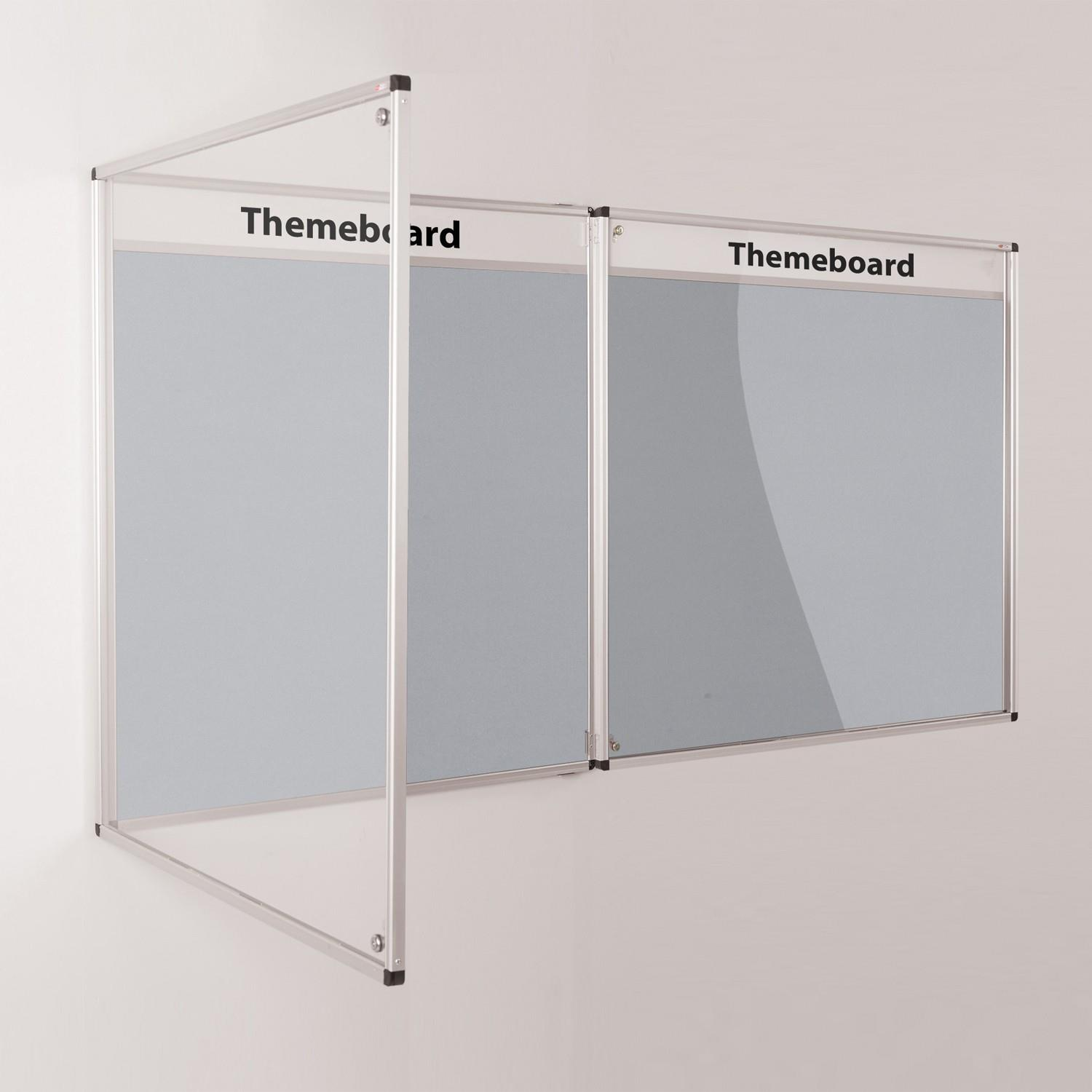 ThemeBoard Tamperproof Noticeboards