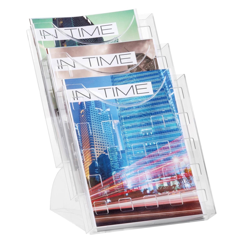 All Clear Premier Desktop Literature Display