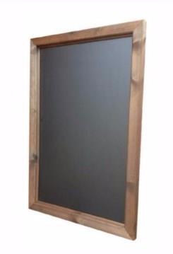 Hurricane Wooden Framed Chalkboard Wall Board