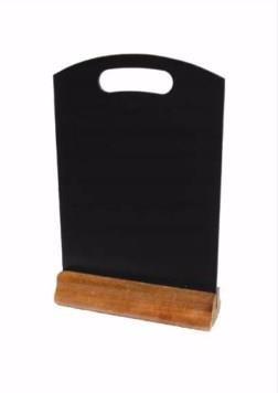 Table Top Chalkboard Menu Boards - Packs of 2