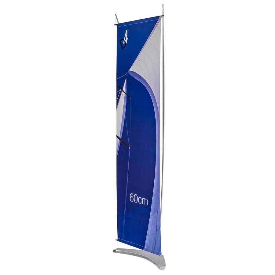 Classic D4 Tensioned Banner Stand