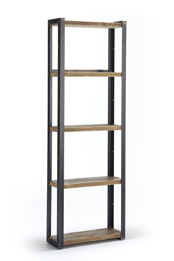 Wooden Shelving Multi-Product Display Unit - 600mm Wide