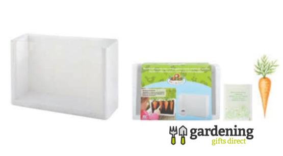 Children's Garden Root View Carrot Farm Kit
