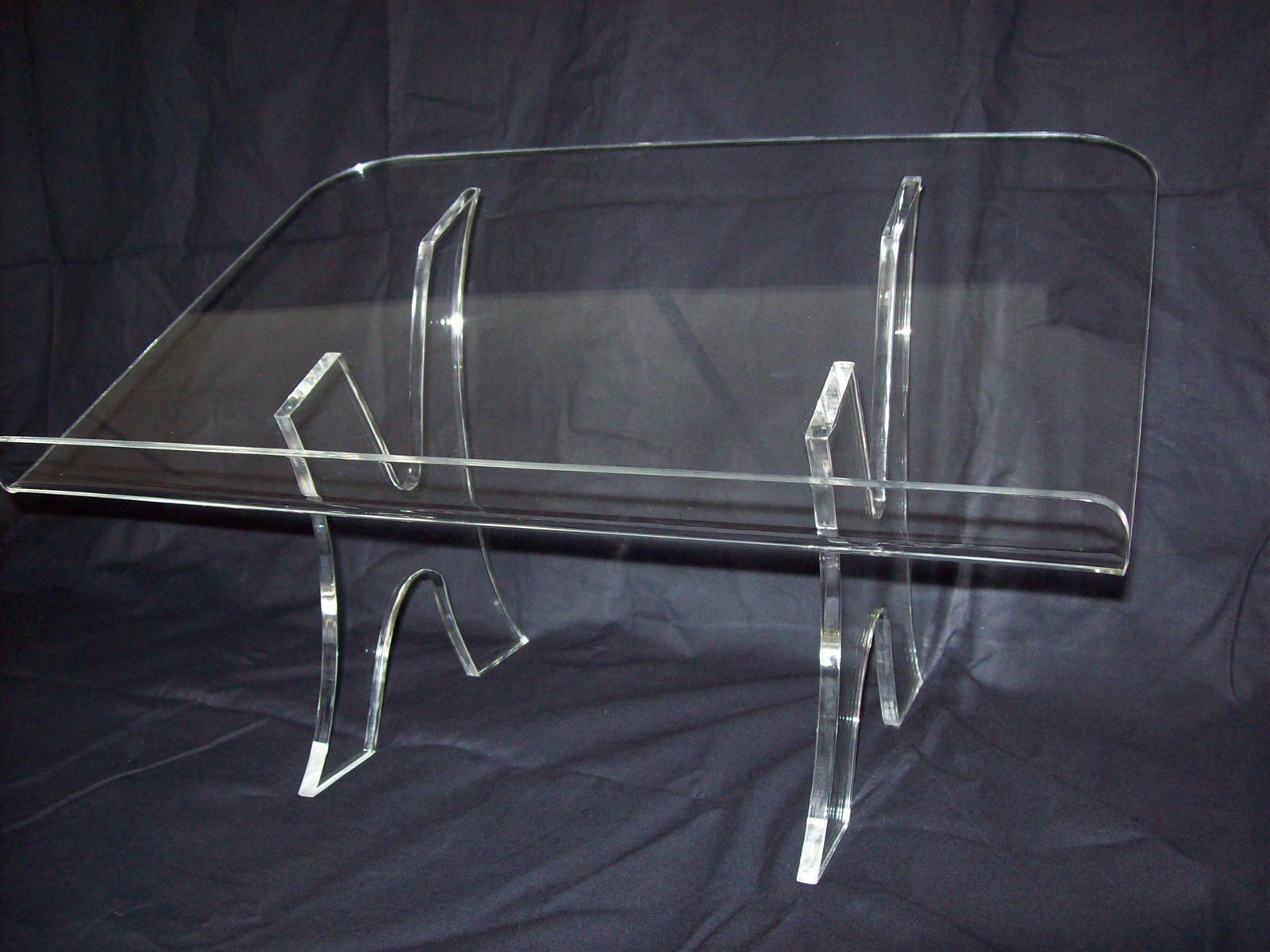 Countertop / Table Top Perspex Lectern
