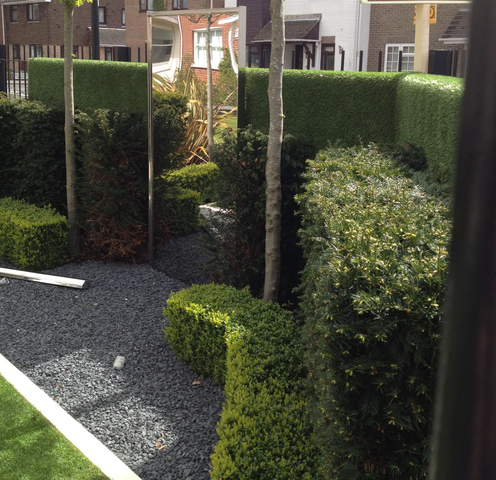Acrylic Garden Outdoor Mirror - Plain Sheets