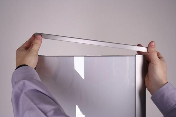 Reflecta Lite LED Freestanding Lightbox